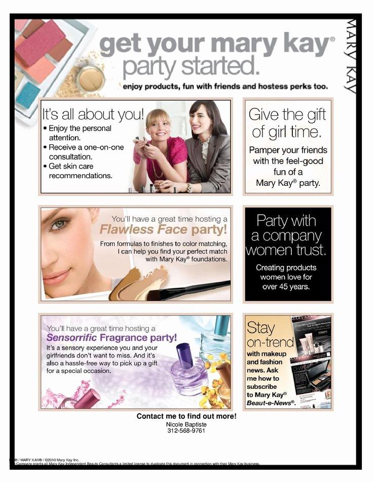 Mary Kay Party Invitation Awesome Mary Kay Party Ideas Pinterest