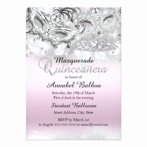 Masquerade Invitations for Quinceaneras New 59 Best Images About Mardi Gras Masquerade Quinceanera