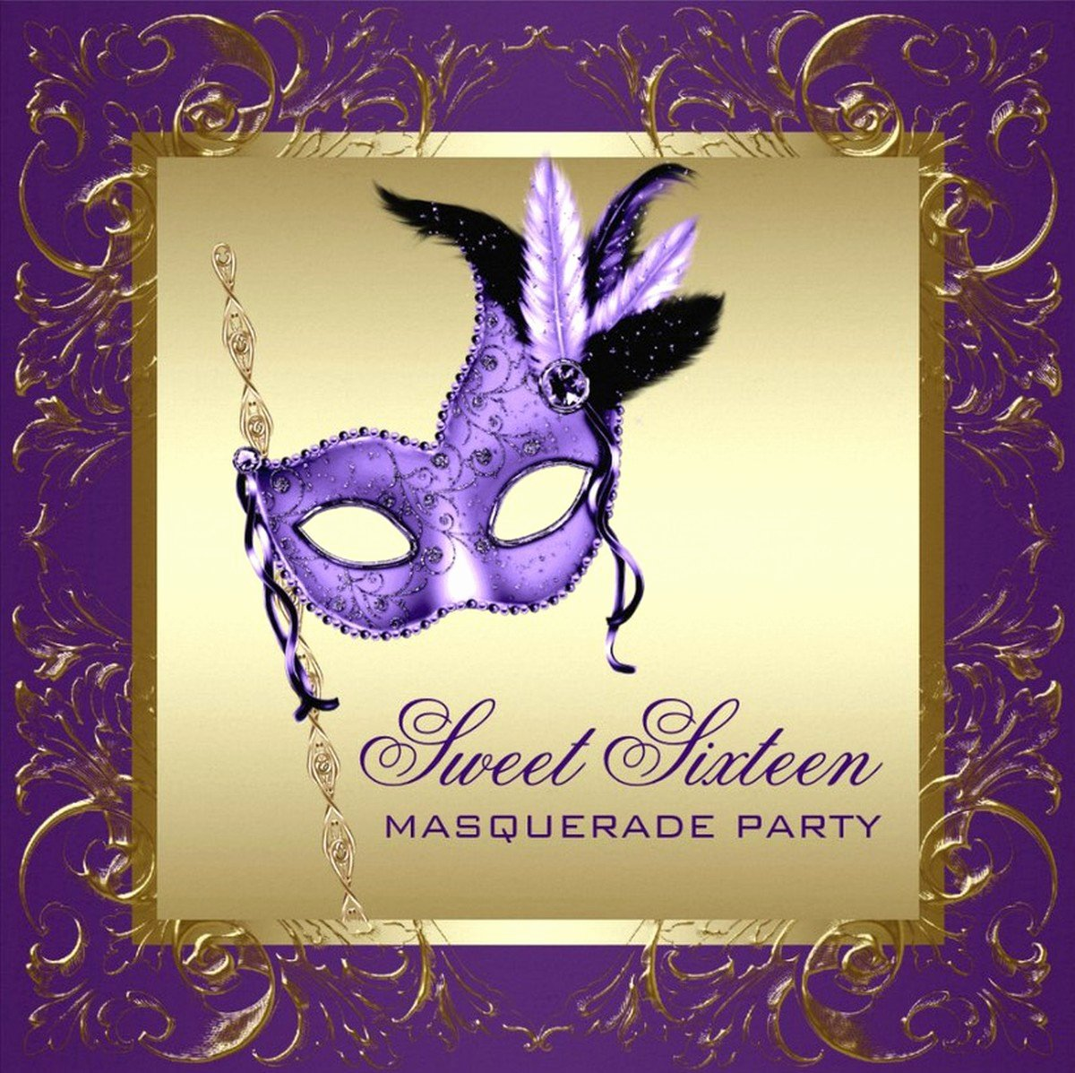 Masquerade Party Invitations Templates Free Beautiful Free Printable Masquerade Invitation Templates