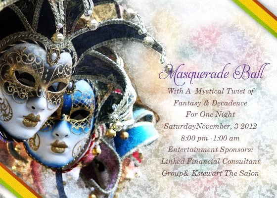Masquerade Party Invitations Templates Free Best Of Pinterest • the World's Catalog Of Ideas