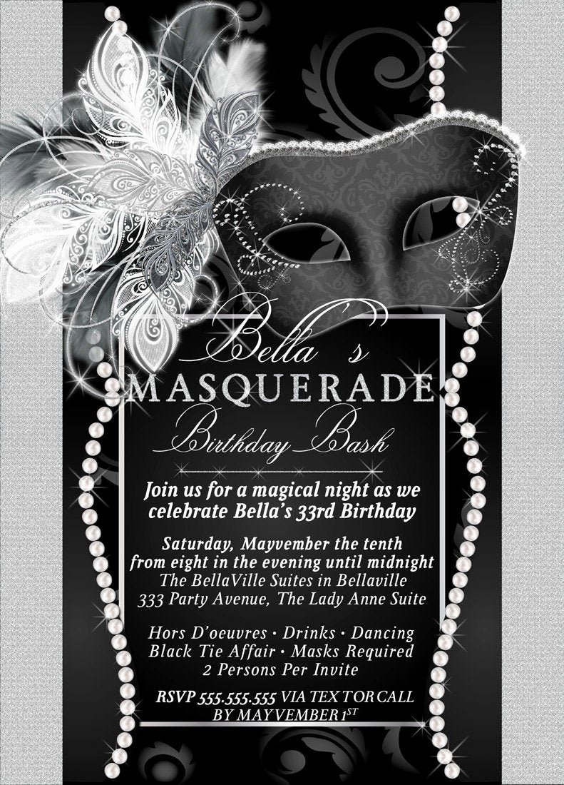 Masquerade Party Invitations Templates Free Fresh Masquerade Party Invitation Mardi Gras Party Party