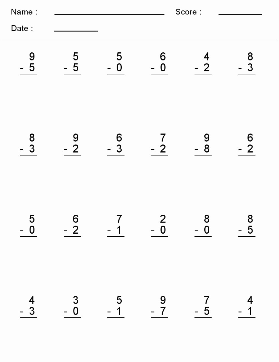 Math Addition and Subtraction Worksheets New Free Addition Worksheets Part 2 Worksheet Mogenk Paper Works