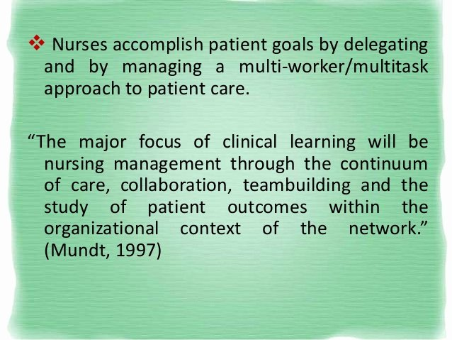 Measurable Nursing Goals Example Luxury Goals Of Clinical Nursing Education