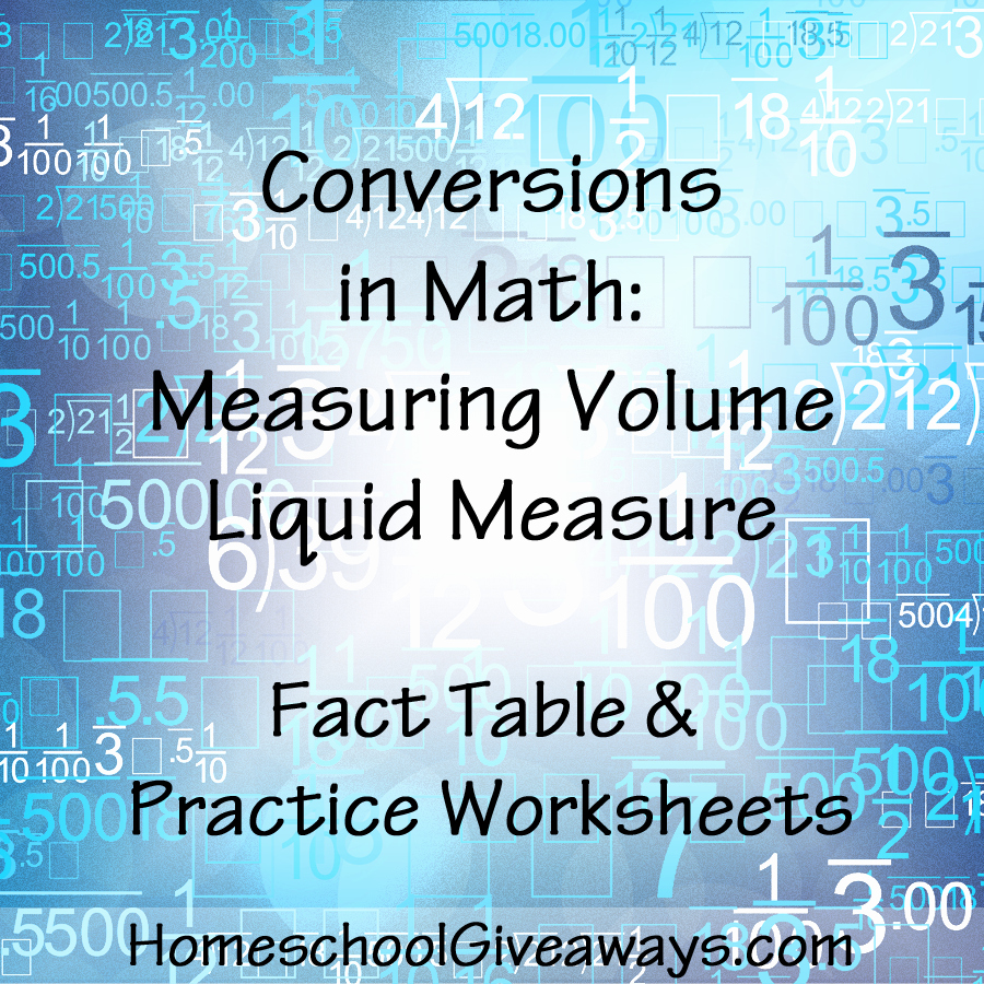 Measuring Chart for Math Elegant Free Units Of Volume Liquid Measure Conversion Table and