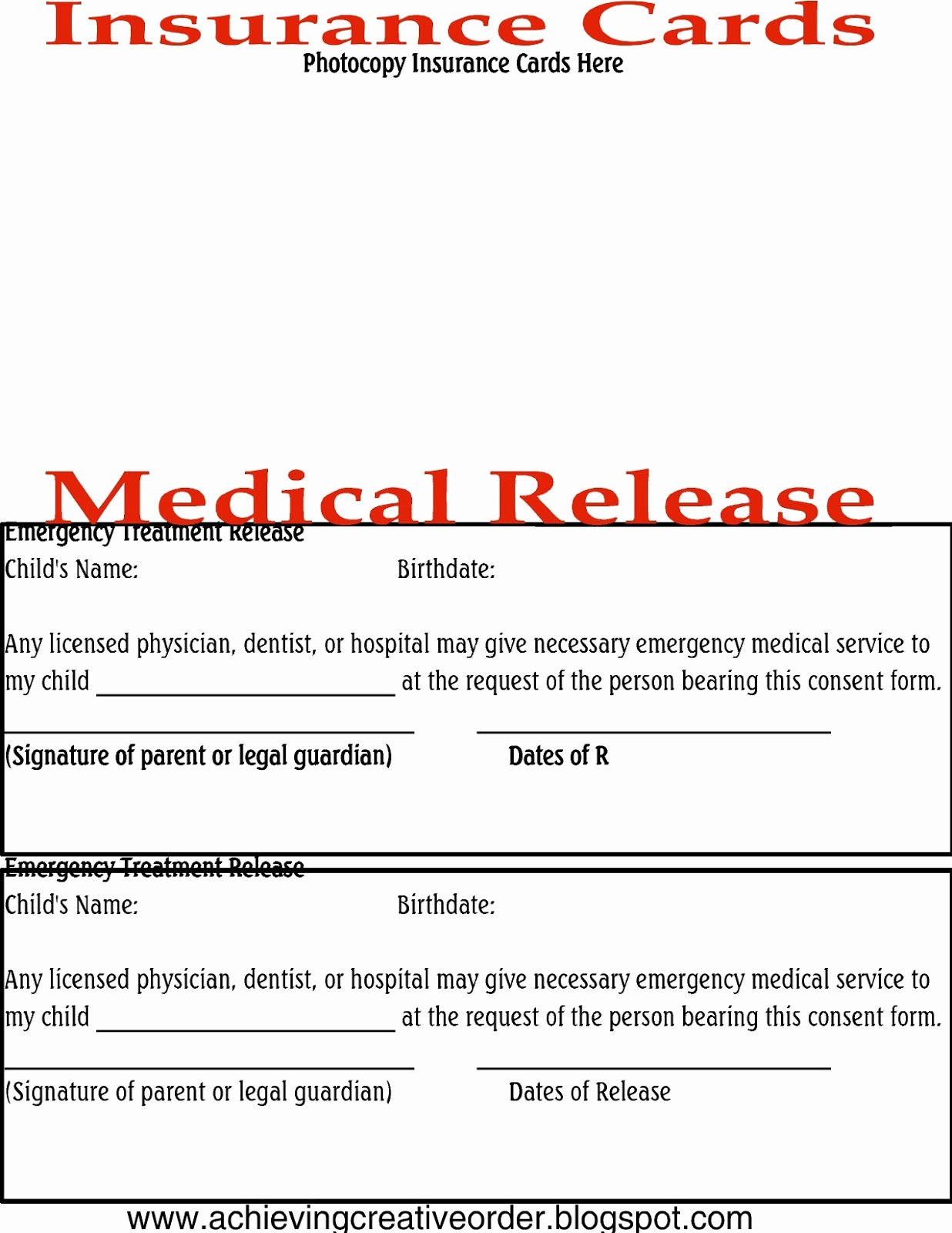 Medical Consent form for Caregiver Inspirational when Mom Gets Sick Sick Day Planning for Special Needs