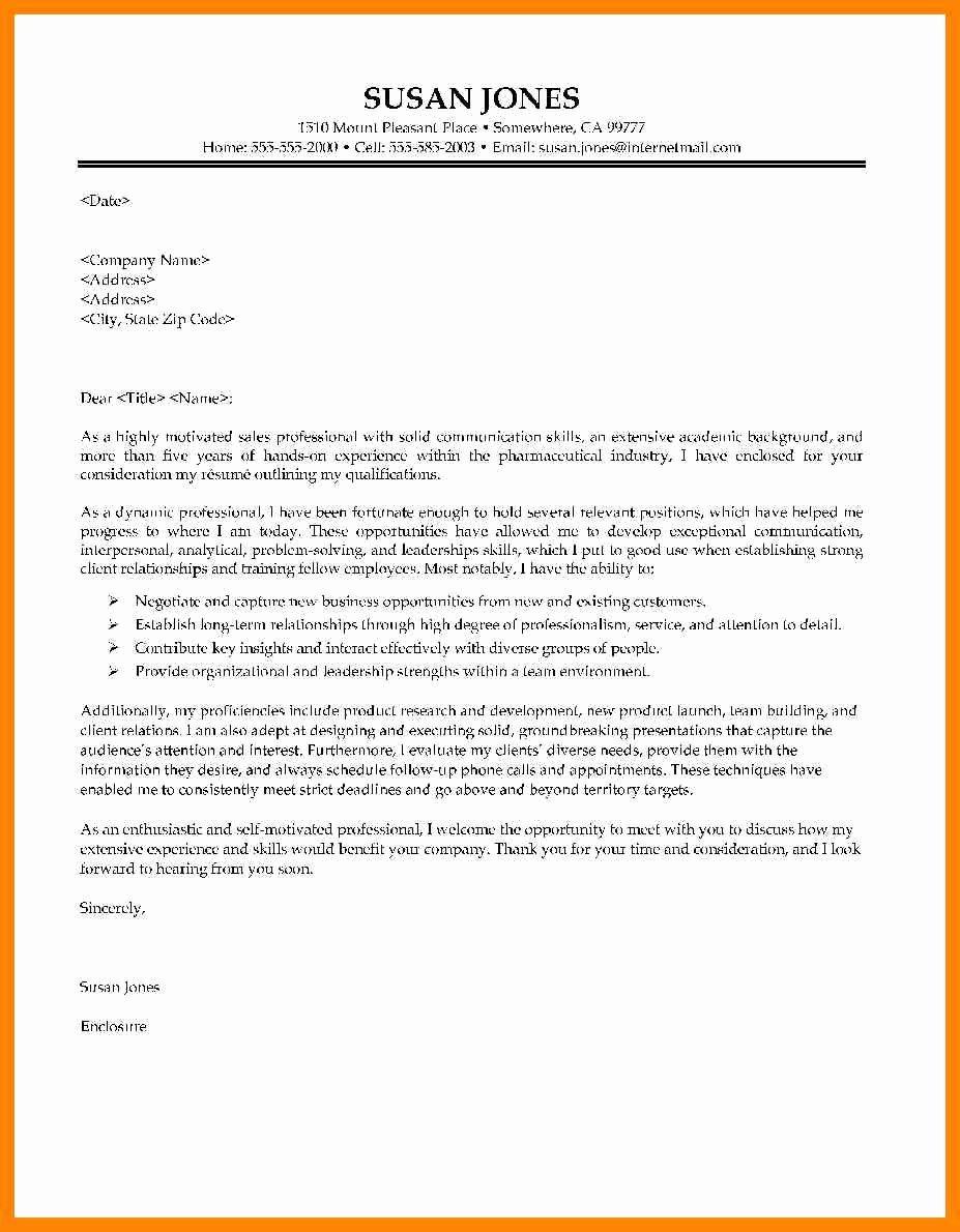 Medical Sales Cover Letter Lovely 10 Medical Sales Cover Letter