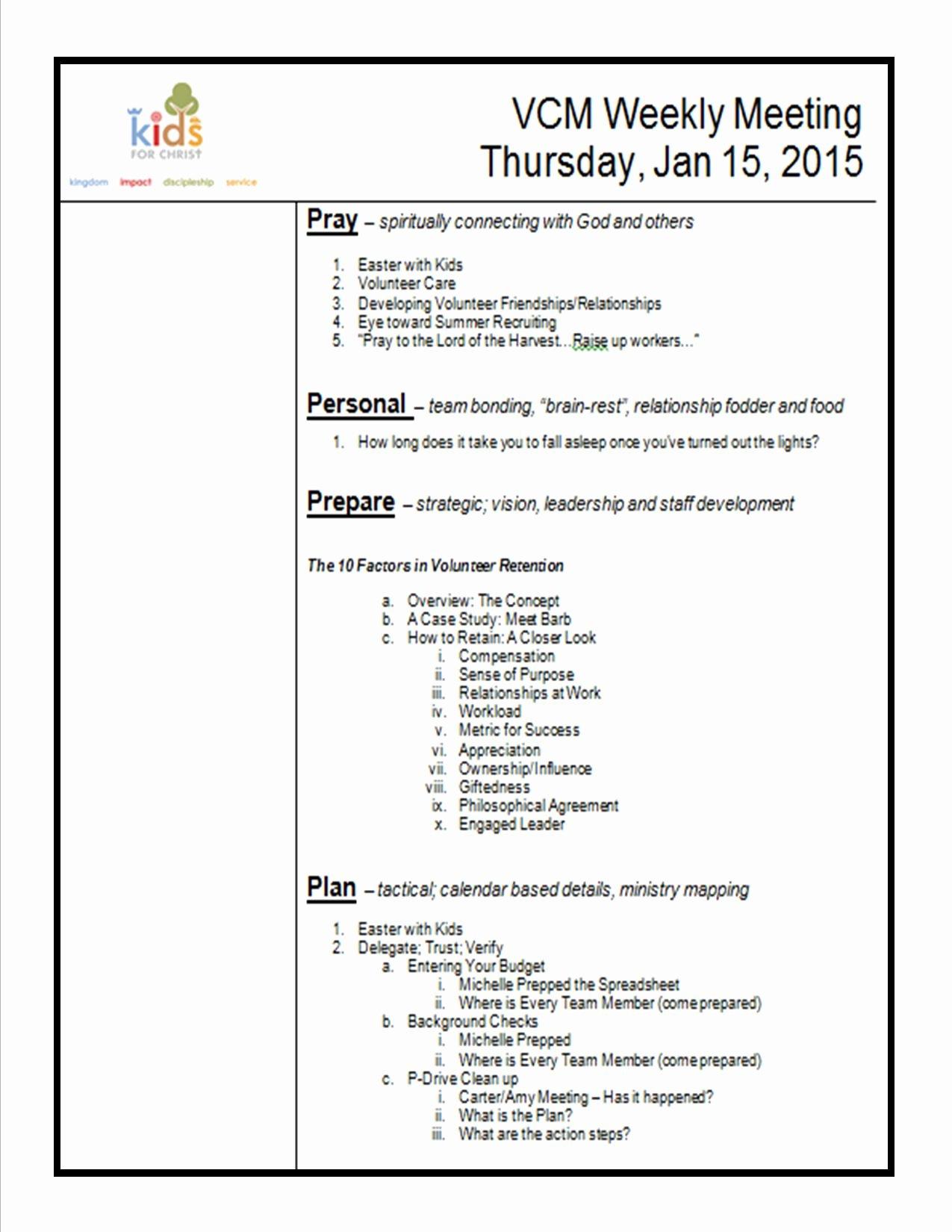 Meeting Minutes Agenda Template Fresh How to Create A Meeting Agenda Kidminscience