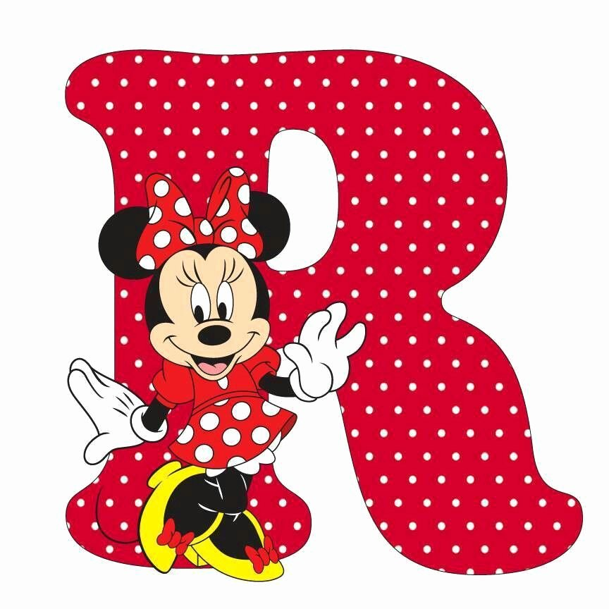 Mickey Mouse Alphabet Letters Best Of Pin by • ‿ ⁀ Faby Nieto• ‿ ⁀ On • ‿ ⁀ Abc 3 Minnie Y