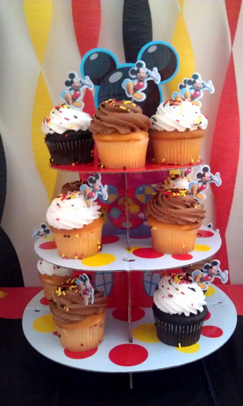 Mickey Mouse Clubhouse 2nd Birthday Awesome E Happy Mommy Mickey Mouse Clubhouse 2nd Birthday Party