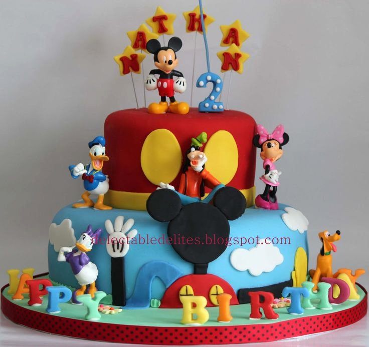 Mickey Mouse Clubhouse 2nd Birthday Best Of 69 Best Images About Mickey Mouse Party Ideas On Pinterest