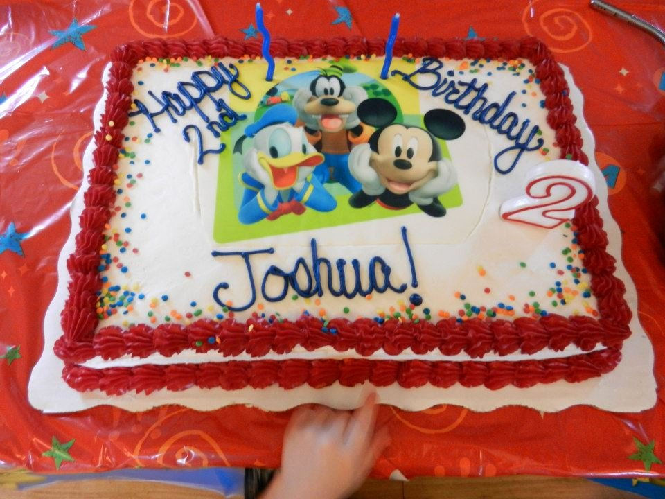 Mickey Mouse Clubhouse 2nd Birthday Best Of Lj's Mickey Mouse Clubhouse 2nd Birthday Party