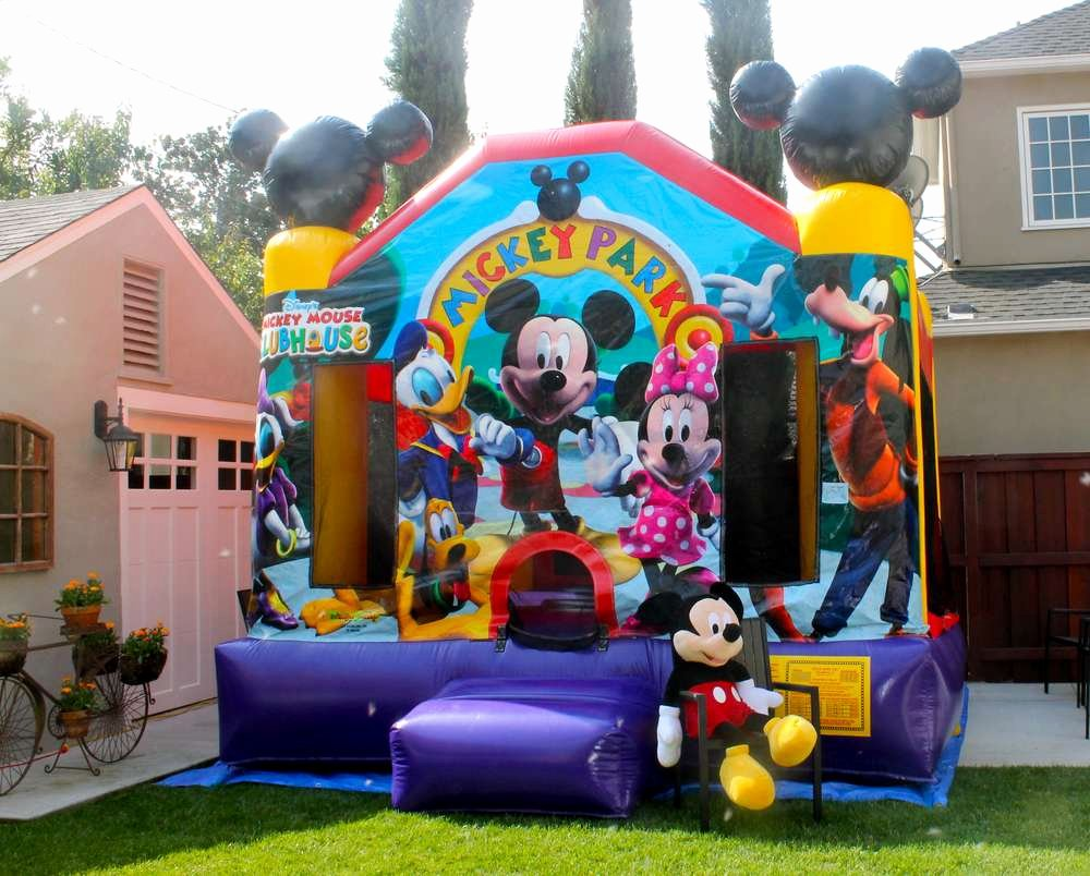 Mickey Mouse Clubhouse 2nd Birthday Elegant Mickey Mouse Clubhouse Birthday Party Ideas