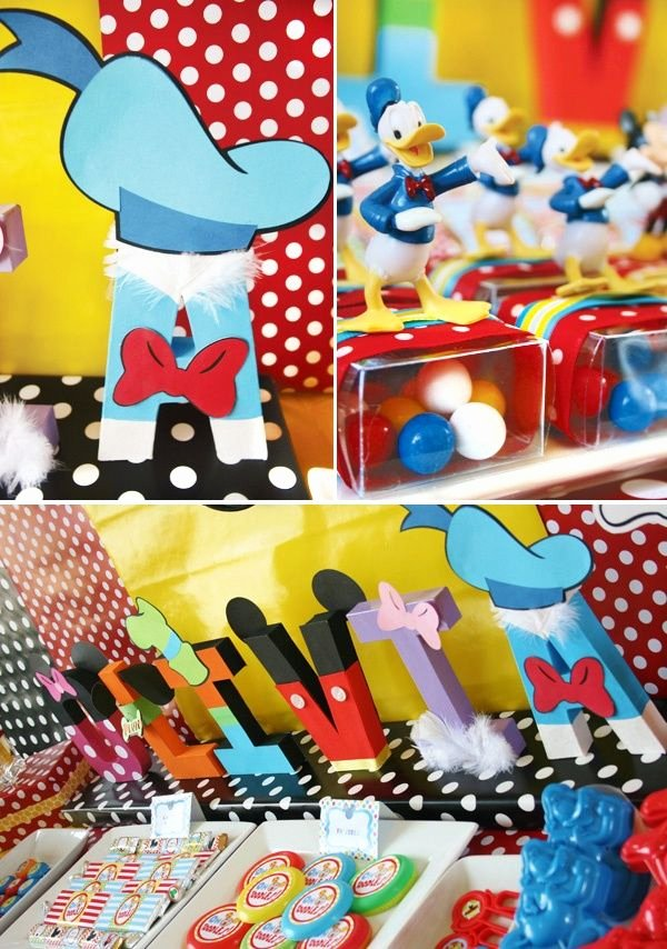 Mickey Mouse Clubhouse 2nd Birthday Inspirational 1000 Images About Mickey Mouse Bd Party On Pinterest