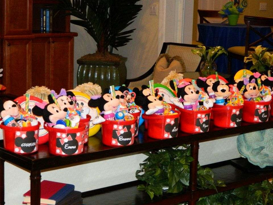 Mickey Mouse Clubhouse 2nd Birthday Inspirational Mickey Mouse Clubhouse Birthday Party Ideas