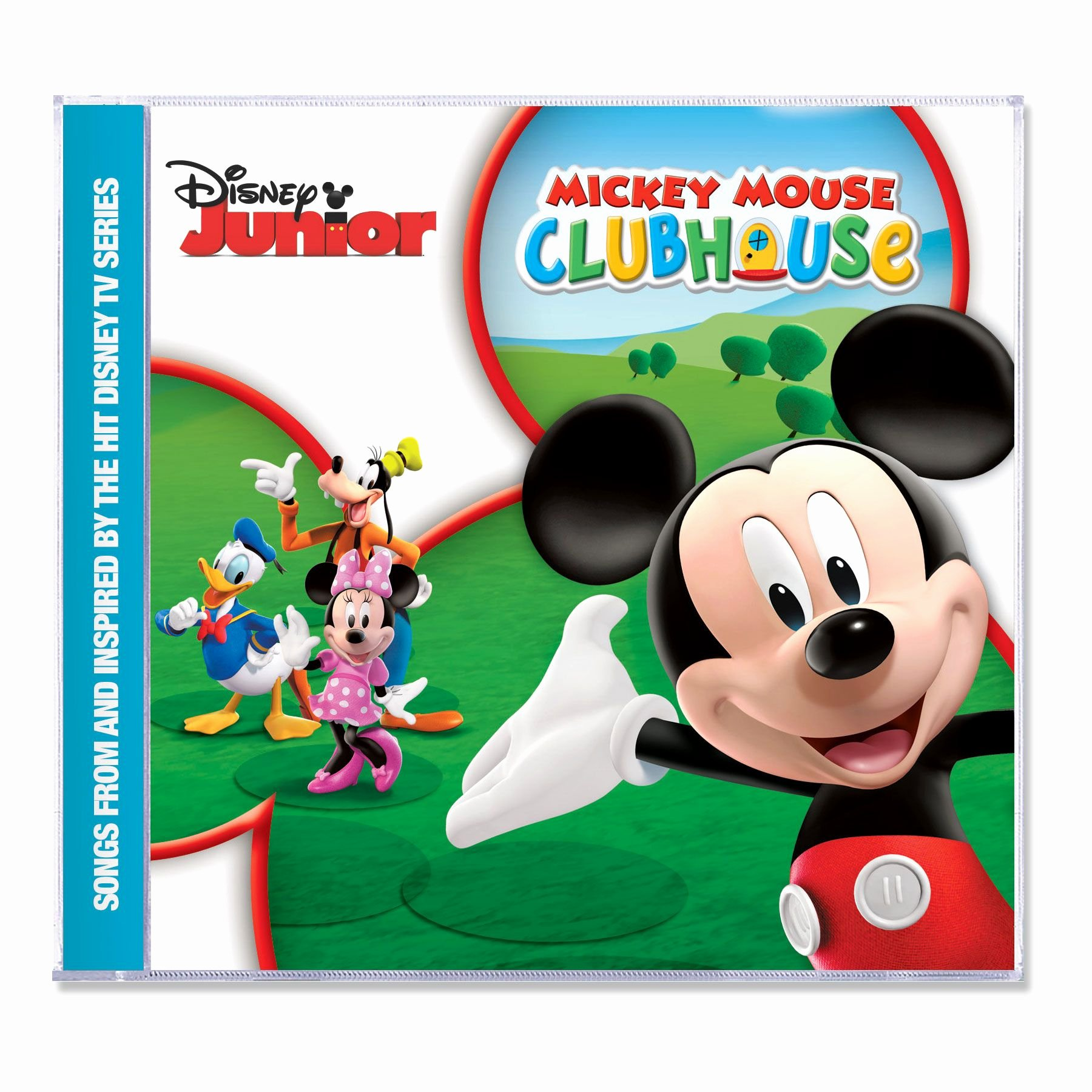 Mickey Mouse Clubhouse 2nd Birthday Lovely Mickey Mouse Clubhouse Cd Disney Baby
