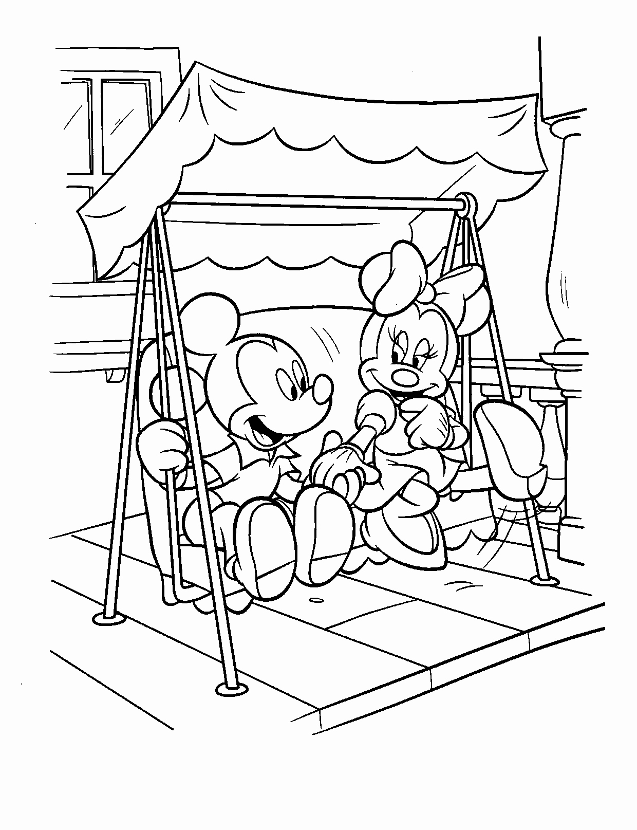 Mickey Mouse Colouring Sheets Awesome Free Printable Minnie Mouse Coloring Pages for Kids