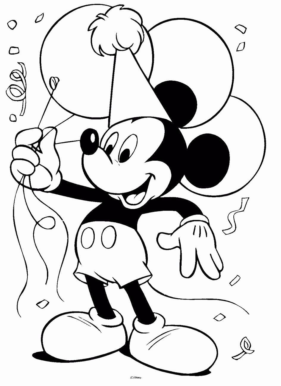 Mickey Mouse Colouring Sheets Awesome Ultimate Pictures Mix Disney Coloring Pages