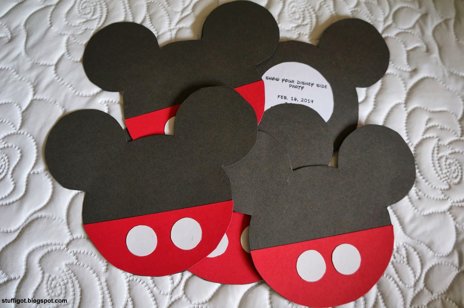 Mickey Mouse Head Cutout Template Best Of Crafty and Wanderfull Life Our Disneyside Home