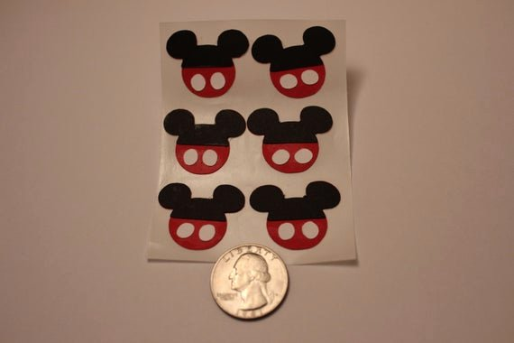 Mickey Mouse Head Cutout Template Luxury Items Similar to 6 Mickey Mouse Head with Pants Cut Out