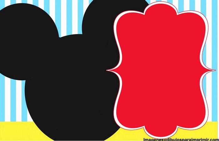 Mickey Mouse Invitation Maker Beautiful Minnie Mouse Birthday Card Invitations