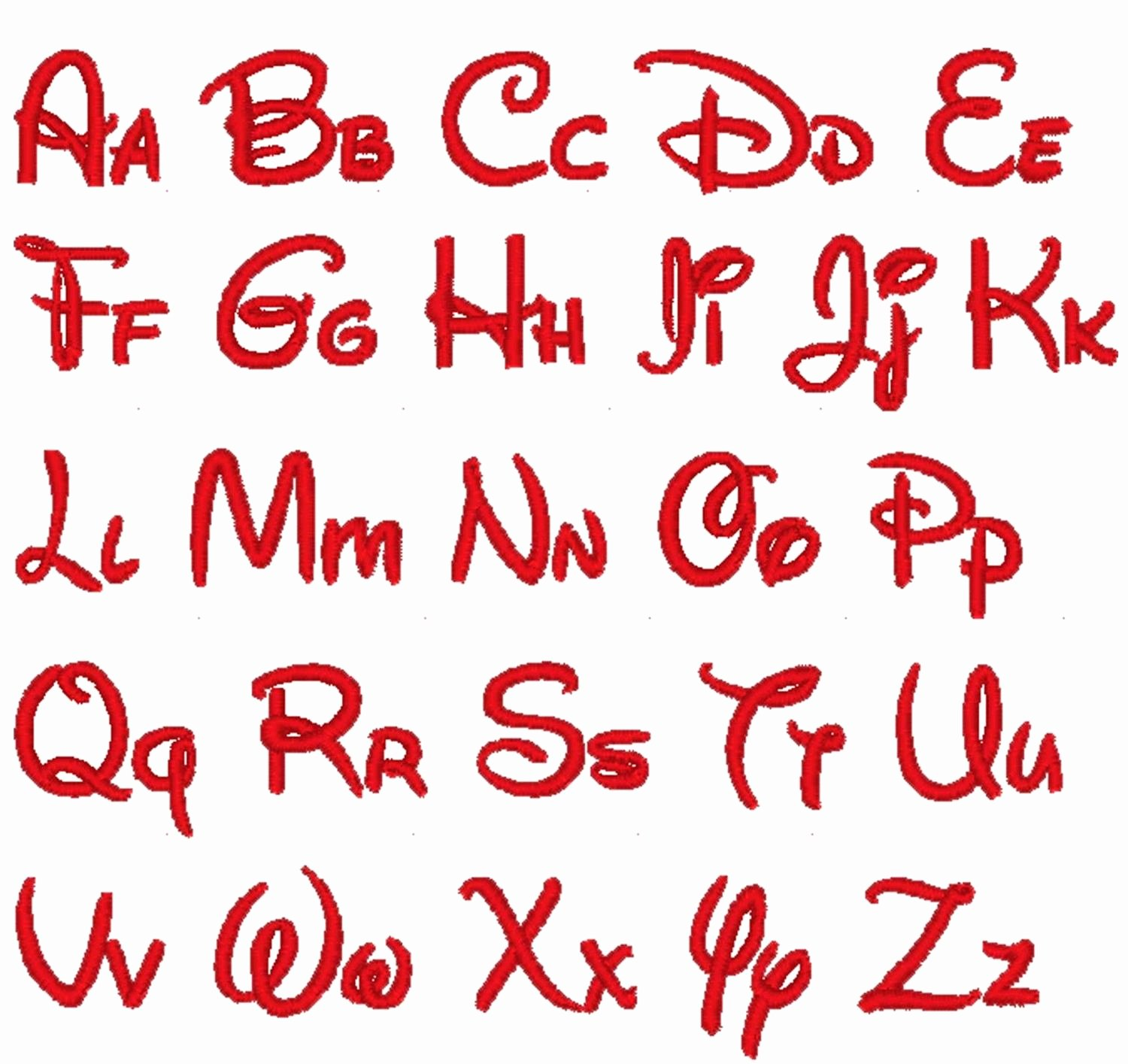 Mickey Mouse Letters Font Best Of 14 Lovely Disney Letter Stencils for All