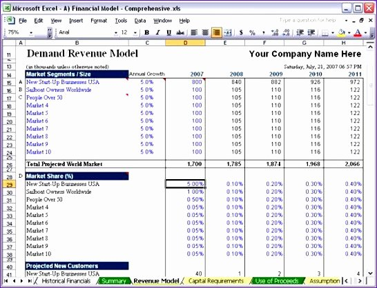 Microsoft Excel Income Statement Template New 10 Microsoft Excel In E Statement Template