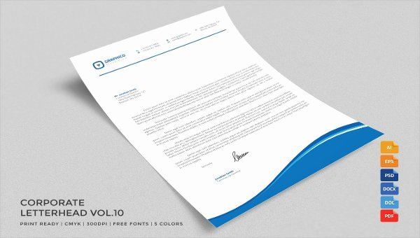 Microsoft Letterhead Templates Free Best Of 32 Free Download Letterhead Templates In Microsoft Word