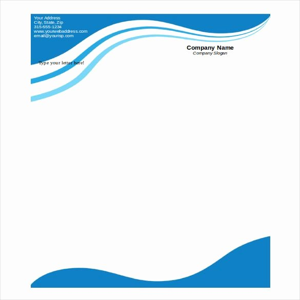 Microsoft Letterhead Templates Free New 19 Free Download Letterhead Templates In Microsoft Word