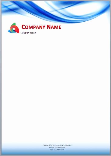 Microsoft Letterhead Templates Free New 33 Free Letterhead Templates In Word Excel Pdf