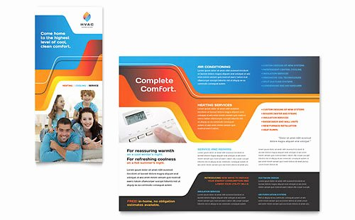 Microsoft Office Brochure Template Inspirational Construction Brochures & Flyers Word & Publisher Templates