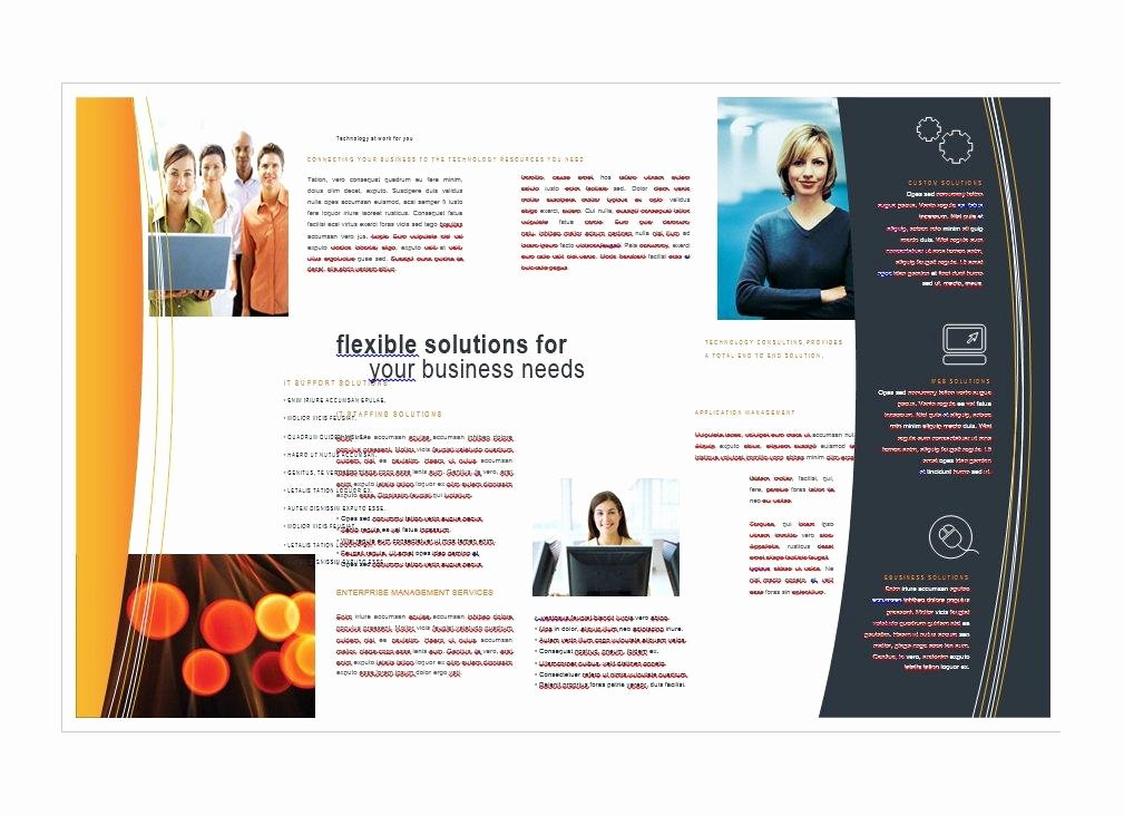 Microsoft Office Brochure Template New 31 Free Brochure Templates Ms Word and Pdf Free