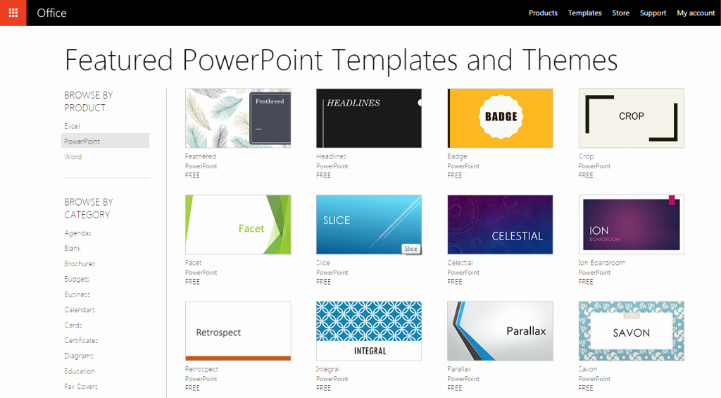 Microsoft Office Free Templates Fresh 10 Great Resources to Find Great Powerpoint Templates for Free