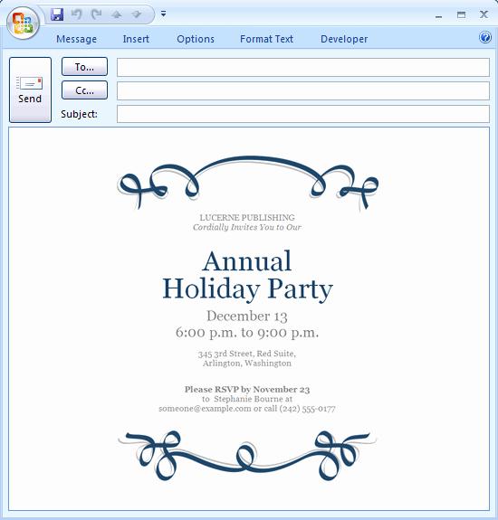 Microsoft Office Free Templates Unique Microsoft Fice Invitation Templates Free Download
