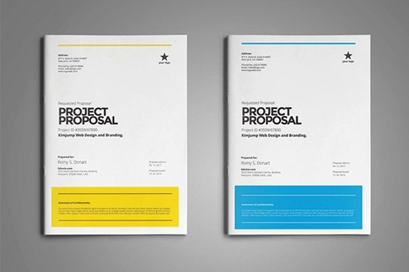 Microsoft Office Proposal Template Unique 38 Free Proposal Templates Word Pages Pdf Google