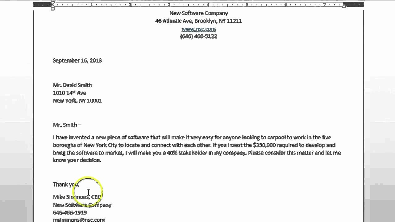 Microsoft Office Proposal Template Unique How to Write A Proposal In Microsoft Word Microsoft