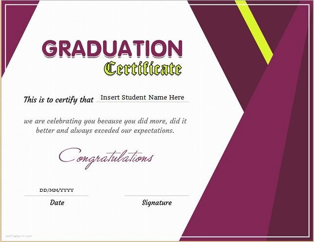 Microsoft Word Diploma Template Best Of Pin by Alizbath Adam On Certificates