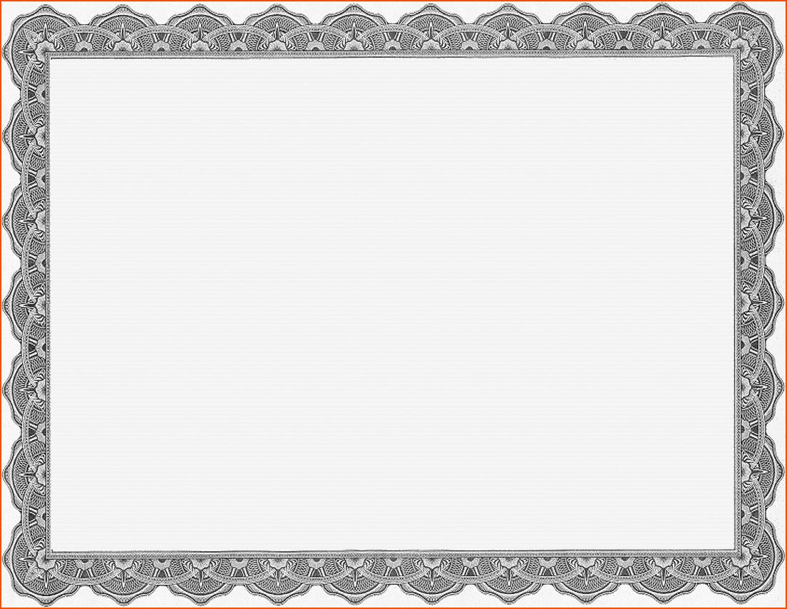 Microsoft Word Diploma Template Elegant 7 Ms Word Certificate Template Bookletemplate