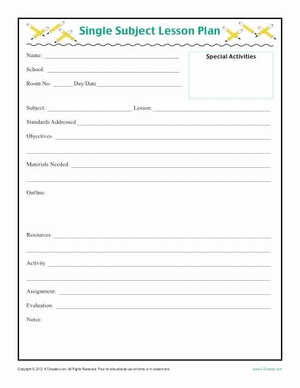 Middle School Science Syllabus Template Inspirational Best 25 Syllabus Template Ideas On Pinterest