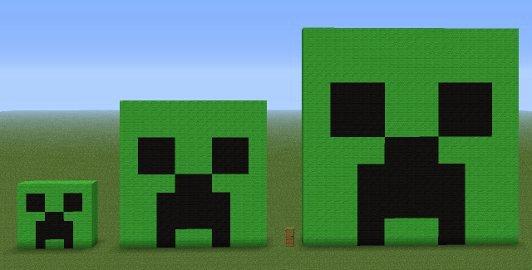 Minecraft 3d Pixel Art Beautiful Minecraftblog Pixel Art