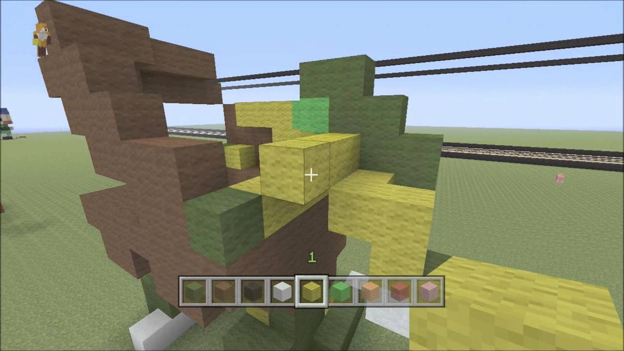Minecraft 3d Pixel Art Best Of Minecraft 3d Pixel Art Tutorial Halloween Goblin