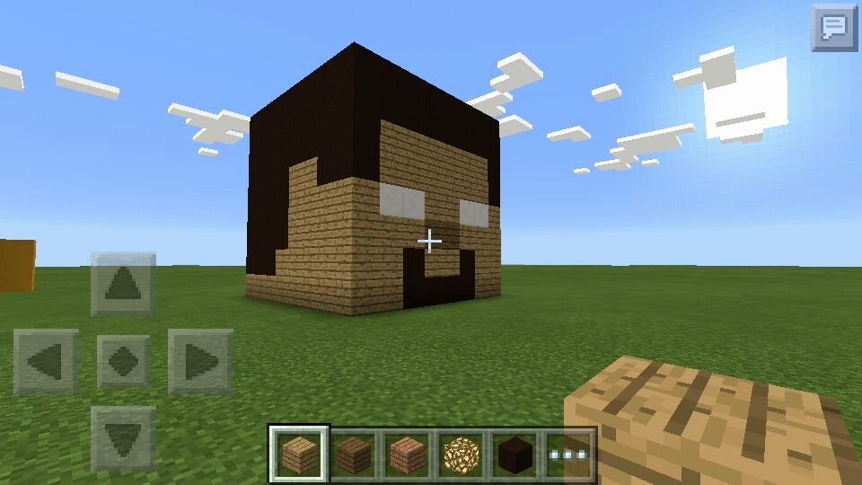 Minecraft 3d Pixel Art Inspirational Herobrine Head 3d Pixel Art