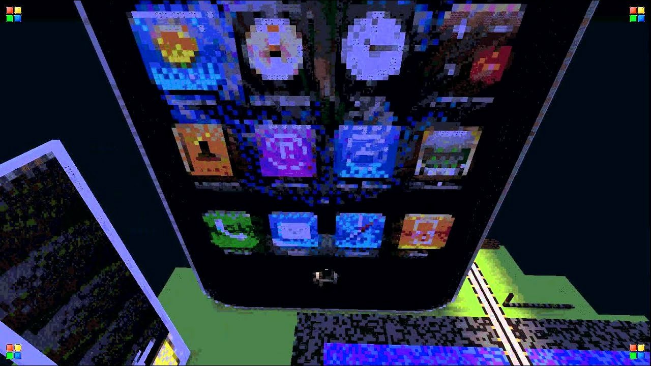 Minecraft 3d Pixel Art Inspirational Minecraft 3d iPhone Pixel Art Legit