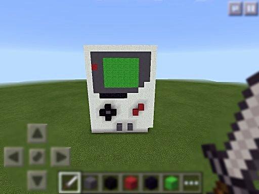 Minecraft 3d Pixel Art New 3d Gameboy Pixel Art