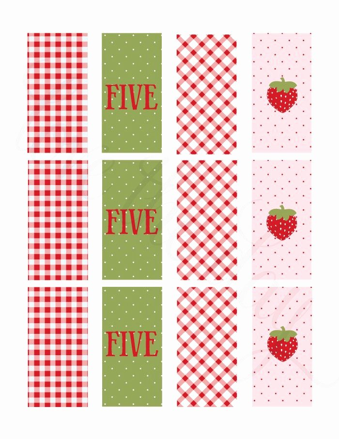 Mini Candy Bar Wrapper Template Best Of Strawberry Party Printables Mini Candy Bar Wrappers