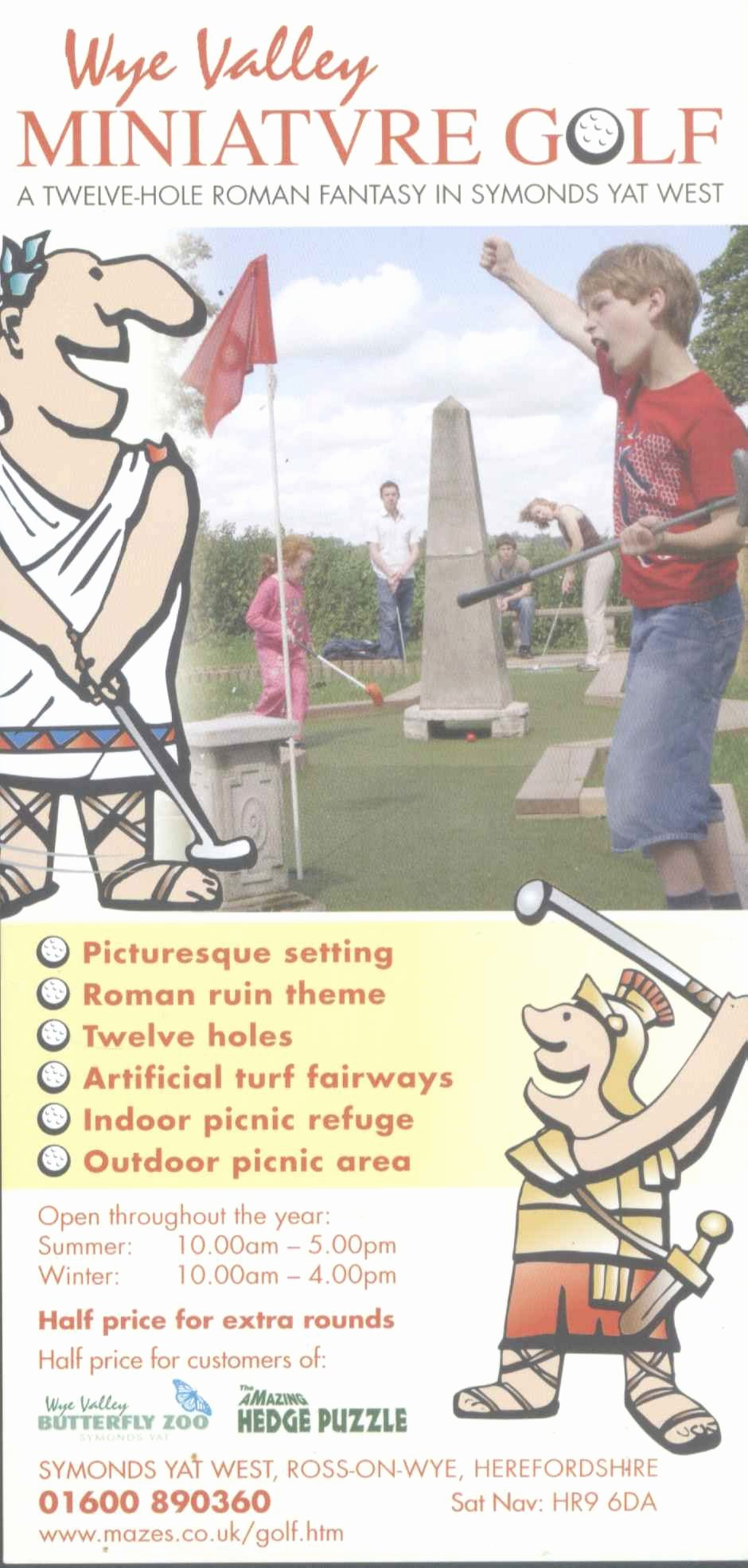 Mini Golf Score Cards Elegant Score Cards Of Crazy Golf Miniature Golf and Adventure