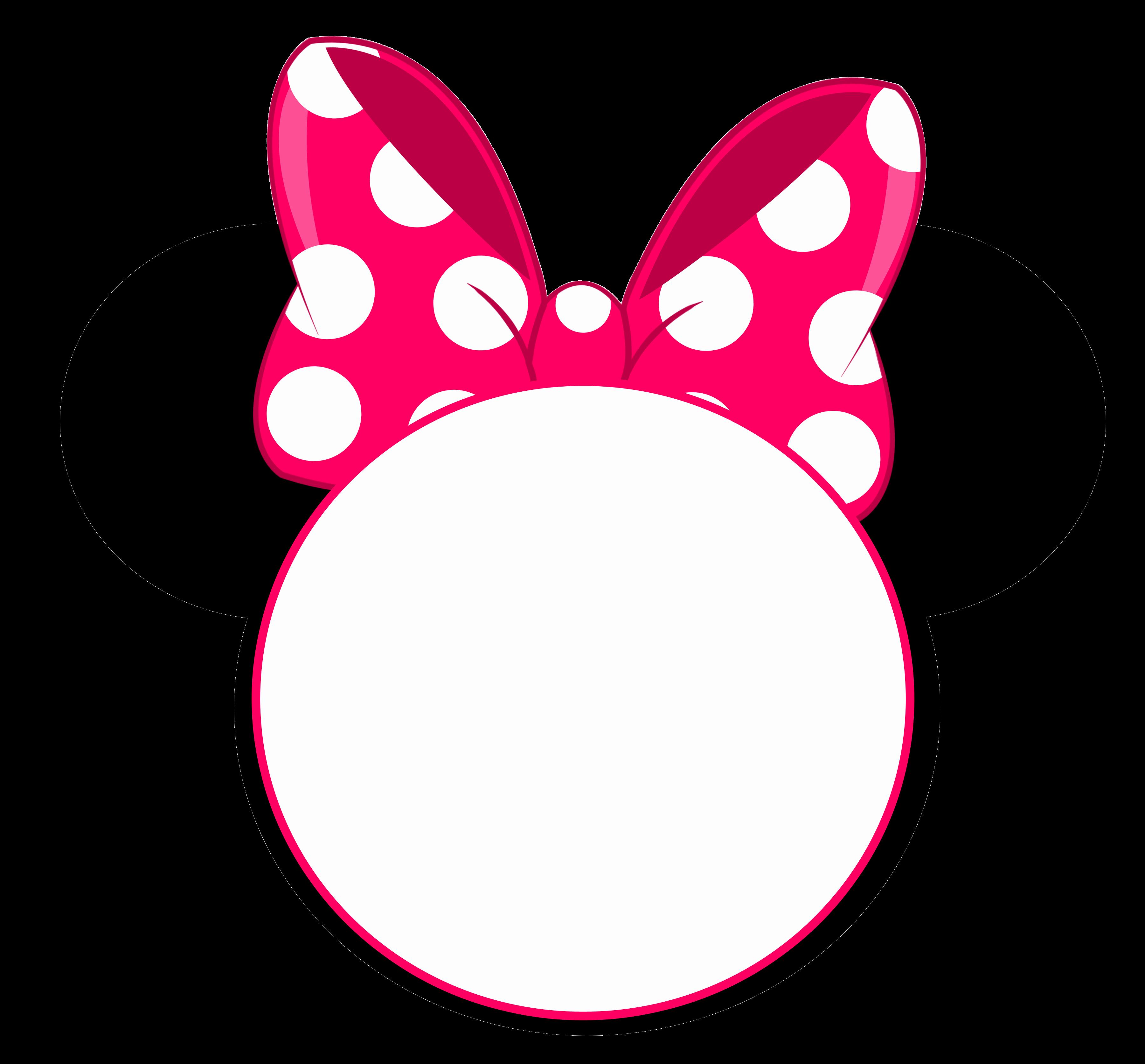 Minnie Mouse Blank Invitation Luxury Free Printable Minnie Mouse Pinky Birthday Invitation