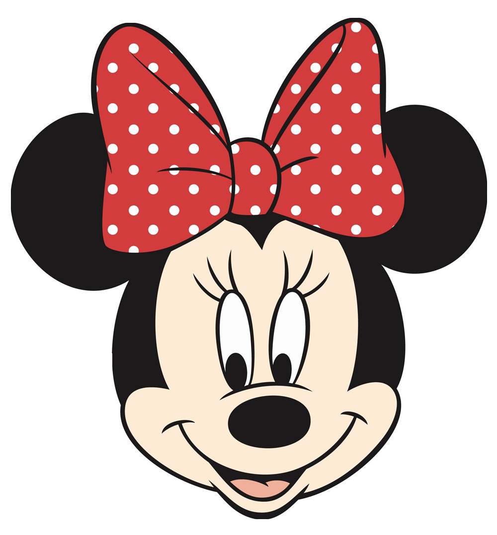 Minnie Mouse Bow Cut Out Awesome Minnie Mouse Head Cut Out Clipart Best