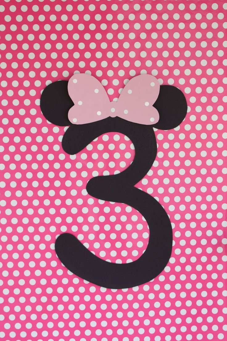 Minnie Mouse Cut Out Pattern Beautiful Pin by Julie Binkley On Annabelle S 3rd Birthday