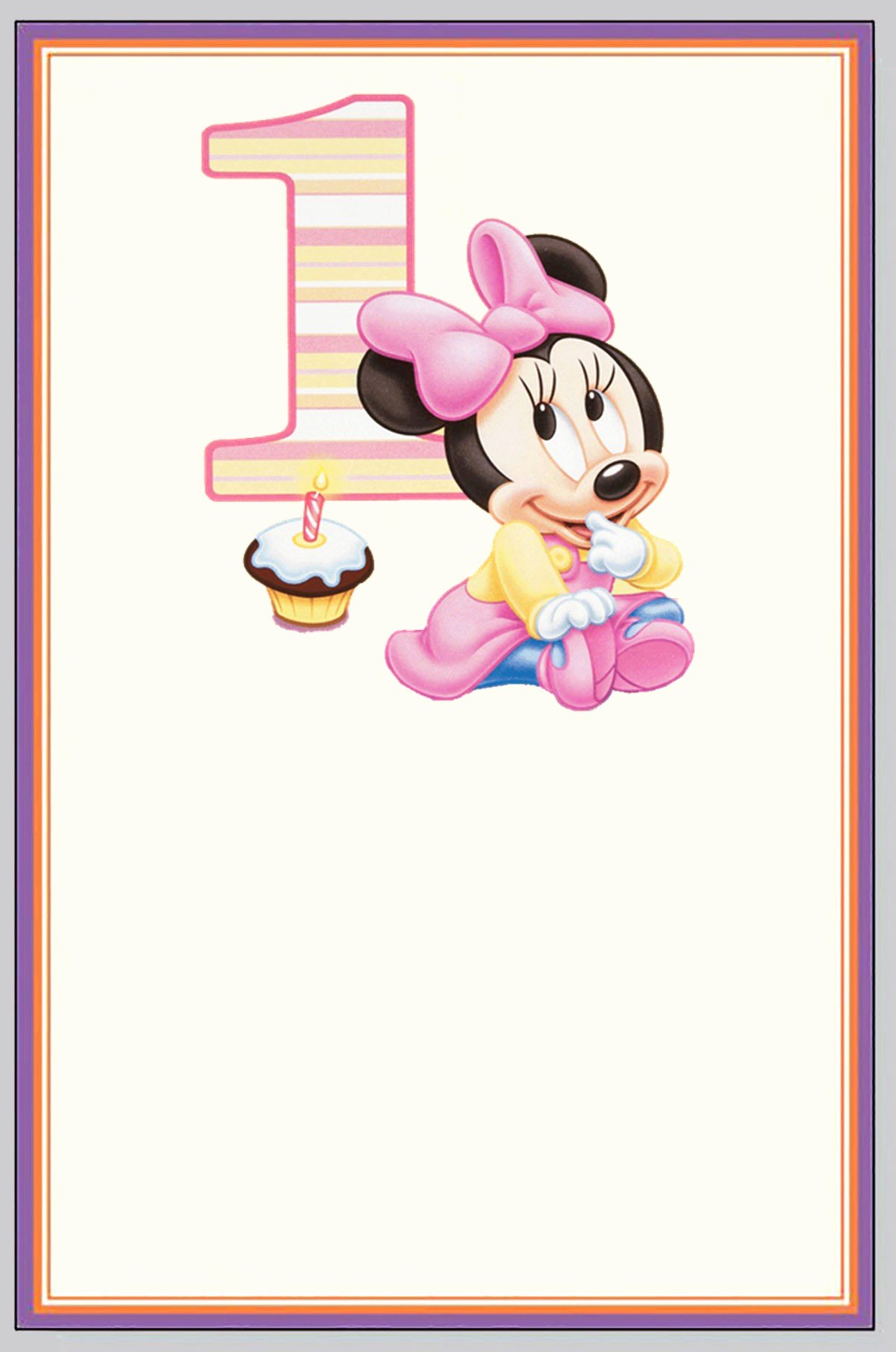 Minnie Mouse Invitation Maker Beautiful How You Can Make First Birthday Invitations Special