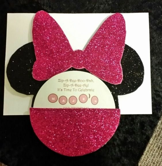 Minnie Mouse Invitation Wording Beautiful Diy Minnie Mouse Invitations